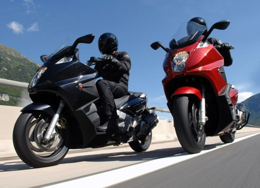 Gilera GP 800 – Test Ride - Foto 7 di 42