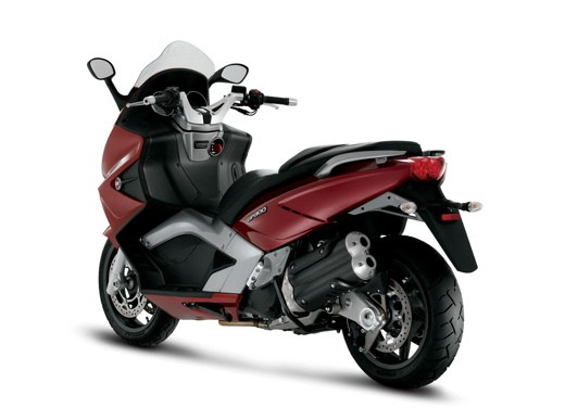 Gilera GP 800 – Test Ride - Foto 8 di 42