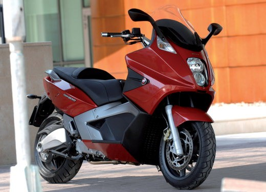 Gilera GP 800 – Test Ride - Foto 41 di 42