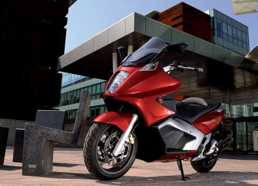 Gilera GP 800 – Test Ride - Foto 31 di 42