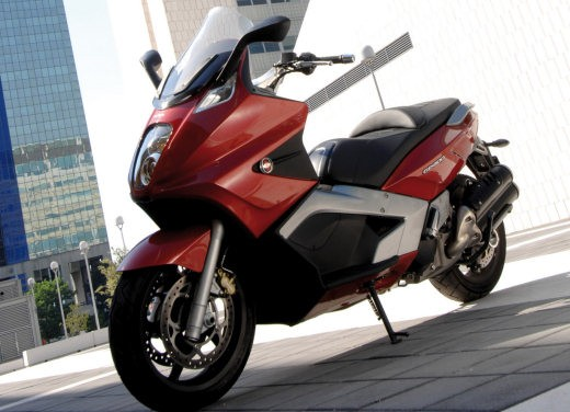 Gilera GP 800 – Test Ride - Foto 32 di 42
