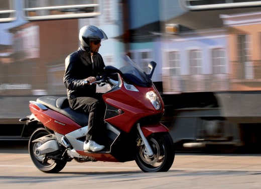 Gilera GP 800 – Test Ride - Foto 35 di 42