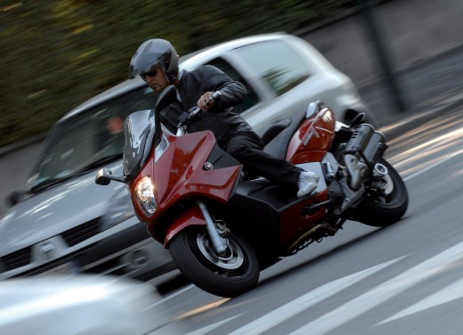 Gilera GP 800 – Test Ride - Foto 37 di 42