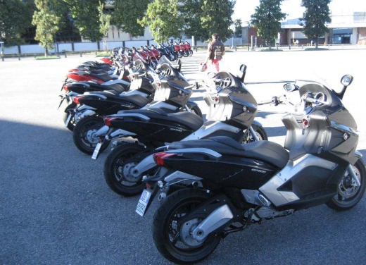 Gilera GP 800 – Test Ride - Foto 38 di 42