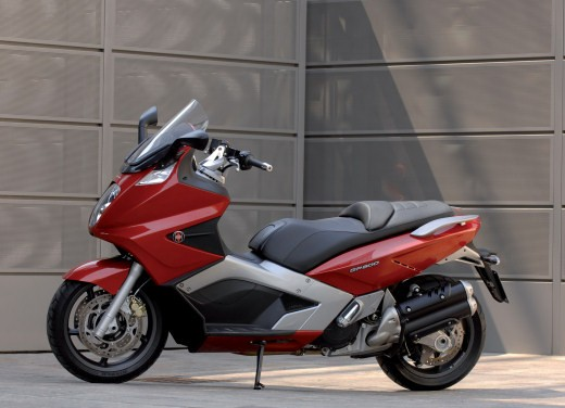Gilera GP 800 – Test Ride - Foto 40 di 42