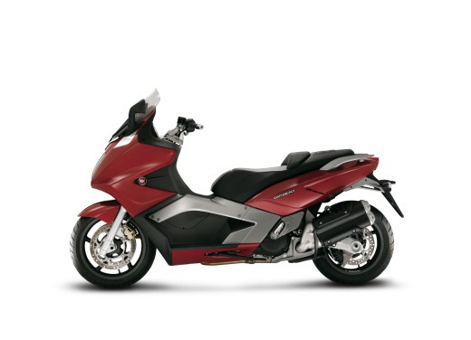 Gilera GP 800 – Test Ride - Foto 26 di 42