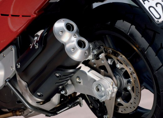 Gilera GP 800 – Test Ride - Foto 11 di 42