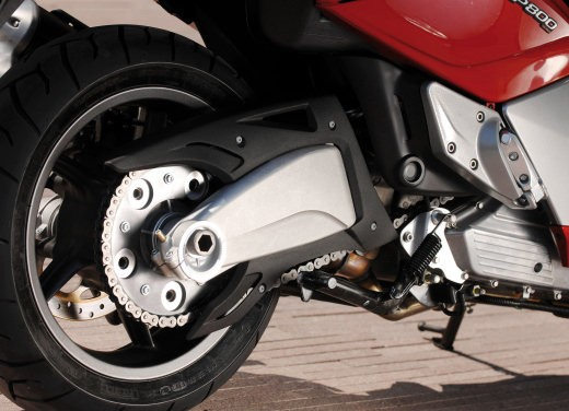 Gilera GP 800 – Test Ride - Foto 12 di 42