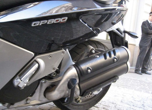 Gilera GP 800 – Test Ride - Foto 16 di 42