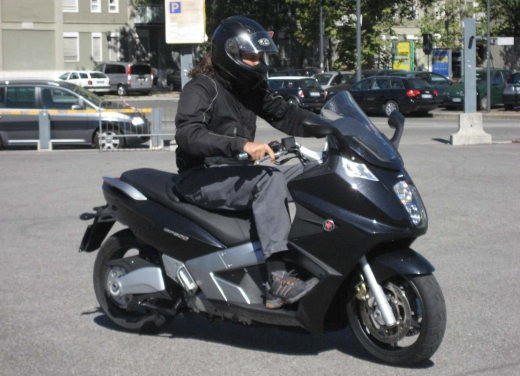 Gilera GP 800 – Test Ride - Foto 19 di 42