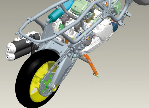 Gilera GP 800 – Test Ride - Foto 22 di 42