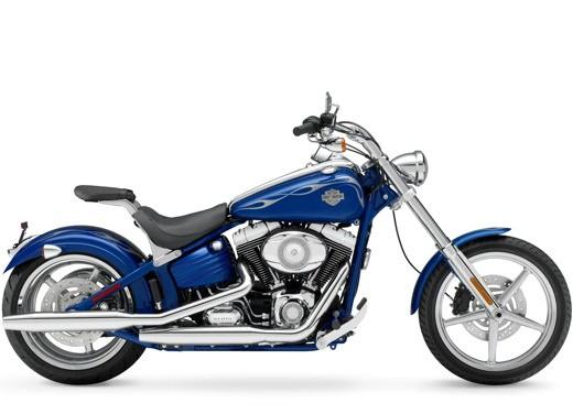 Harley-Davidson FXCWC Rocker C - Foto 6 di 11