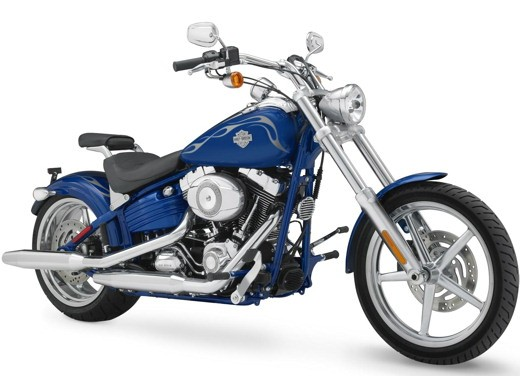 Harley-Davidson FXCWC Rocker C - Foto 7 di 11