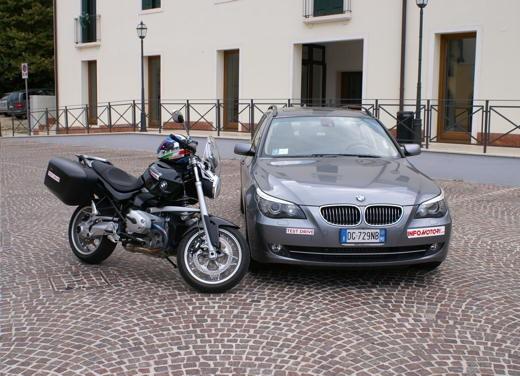 BMW 525d Touring & R 1200 R – Test Drive - Foto 5 di 25