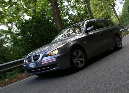BMW 525d Touring & R 1200 R – Test Drive - Foto 7 di 25