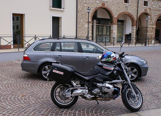 BMW 525d Touring & R 1200 R – Test Drive - Foto 19 di 25