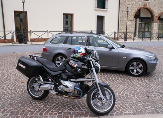 BMW 525d Touring & R 1200 R – Test Drive - Foto 20 di 25