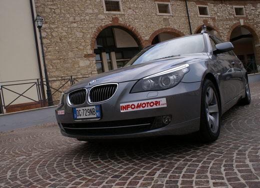 BMW 525d Touring & R 1200 R – Test Drive - Foto 21 di 25