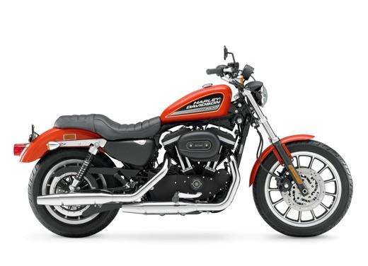 Harley-Davidson Sportster 2008 - Foto 3 di 14