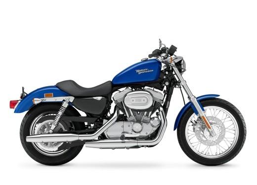 Harley-Davidson Sportster 2008 - Foto 9 di 14