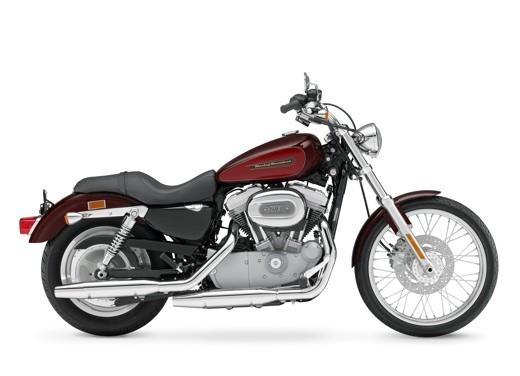 Harley-Davidson Sportster 2008 - Foto 10 di 14