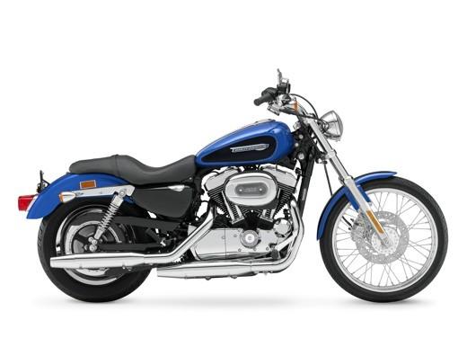 Harley-Davidson Sportster 2008 - Foto 12 di 14