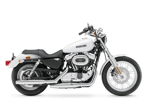 Harley-Davidson Sportster 2008 - Foto 13 di 14