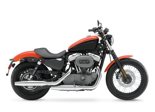 Harley-Davidson Sportster 2008 - Foto 4 di 14