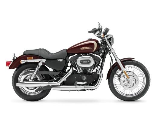 Harley-Davidson Sportster 2008 - Foto 7 di 14