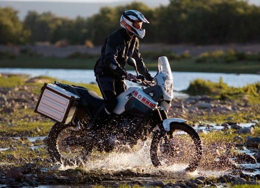 Yamaha XT660Z Ténéré - Foto 6 di 35