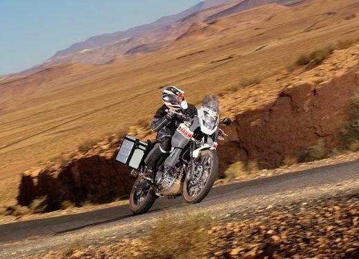 Yamaha XT660Z Ténéré - Foto 28 di 35