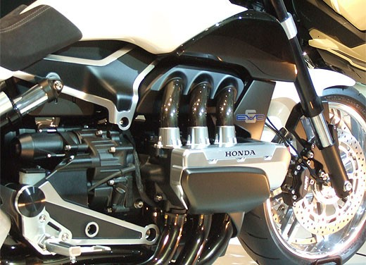 Honda moto al Salone di Tokyo 2007