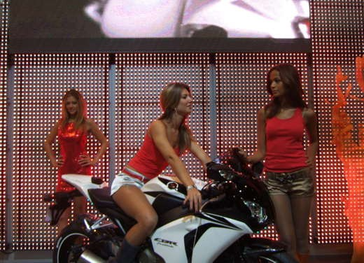 Video Honda a Parigi 2007 - Foto  di