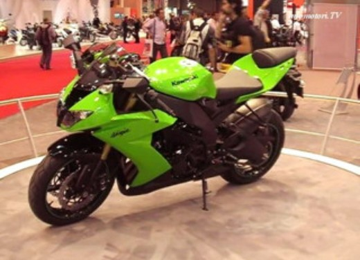 Video Kawasaki a Parigi 2007 - Foto  di