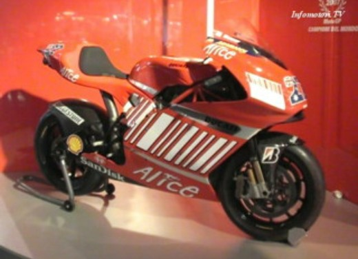 Video Ducati a Parigi 2007 - Foto  di