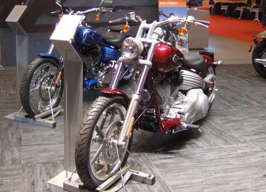Harley Davidson al Salone di Parigi 2007 - Foto 3 di 14