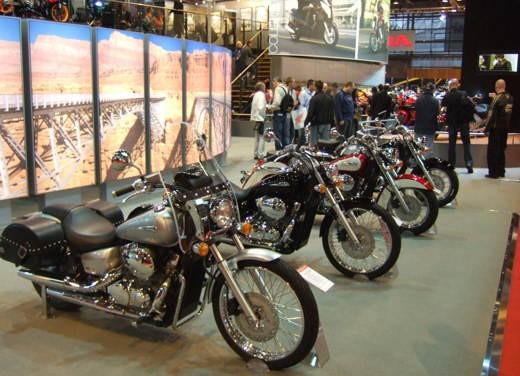 Harley Davidson al Salone di Parigi 2007 - Foto 5 di 14