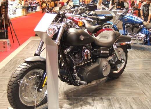 Harley Davidson al Salone di Parigi 2007 - Foto 6 di 14