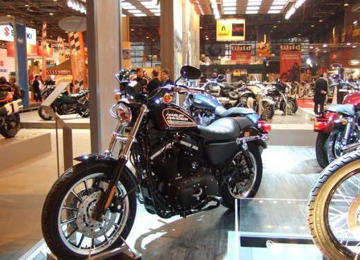 Harley Davidson al Salone di Parigi 2007 - Foto 7 di 14