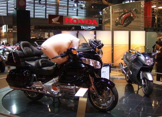 Harley Davidson al Salone di Parigi 2007 - Foto 8 di 14