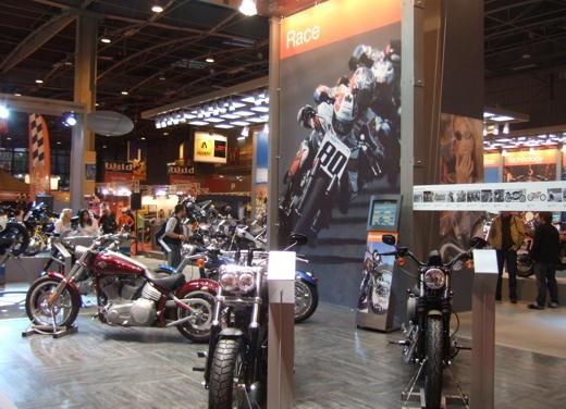 Harley Davidson al Salone di Parigi 2007 - Foto 9 di 14