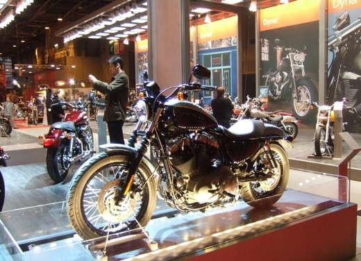 Harley Davidson al Salone di Parigi 2007 - Foto 10 di 14