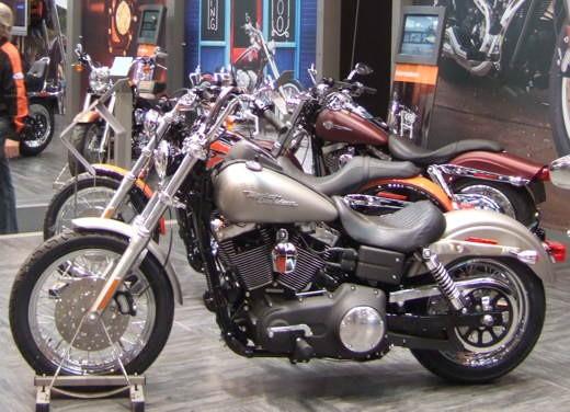 Harley Davidson al Salone di Parigi 2007 - Foto 11 di 14