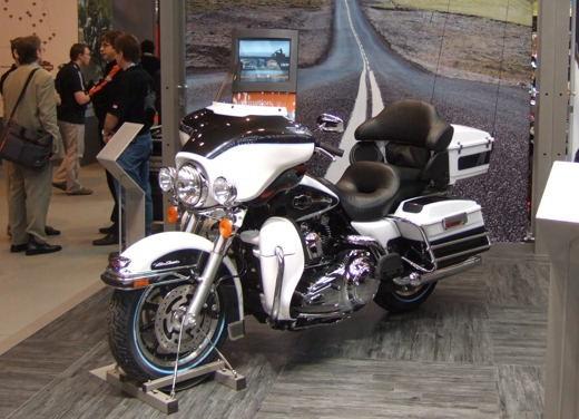 Harley Davidson al Salone di Parigi 2007 - Foto 12 di 14