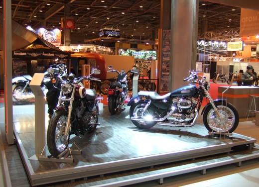 Harley Davidson al Salone di Parigi 2007 - Foto 13 di 14