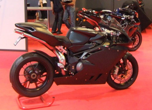 MV Agusta al Salone di Parigi 2007 - Foto 10 di 14