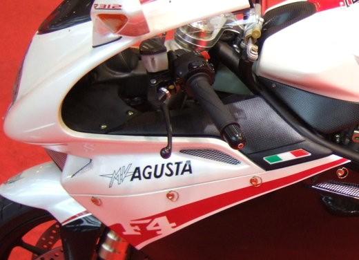MV Agusta al Salone di Parigi 2007 - Foto 12 di 14