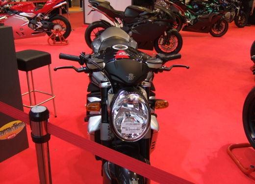 MV Agusta al Salone di Parigi 2007 - Foto 13 di 14