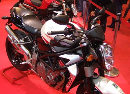 MV Agusta al Salone di Parigi 2007 - Foto 7 di 14