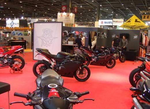 MV Agusta al Salone di Parigi 2007 - Foto 8 di 14